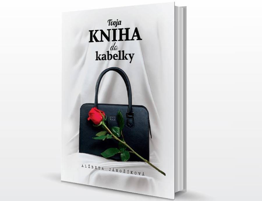 Knižná grafika zahŕňa grafický spracovaný BOOK COVER a zalomenie strán celej knihy.