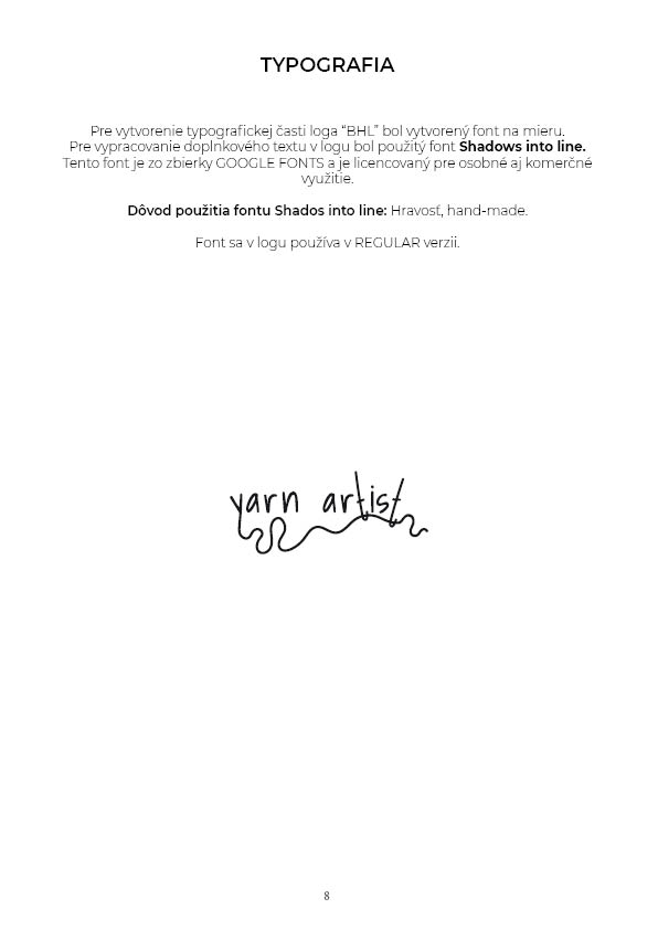 pokročilý logo manual
