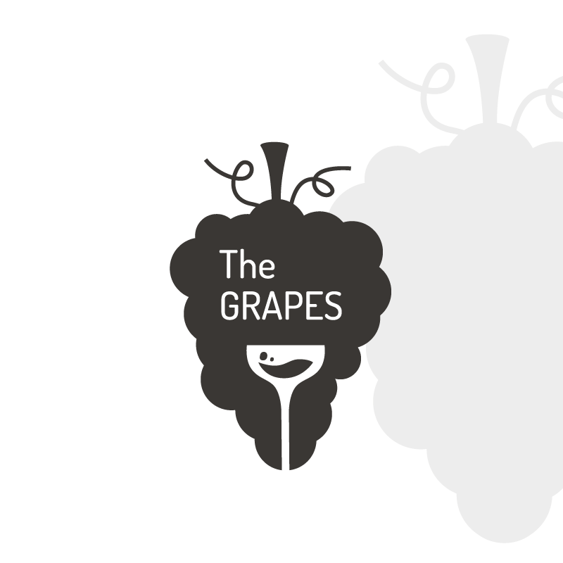 Logo the GRAPES