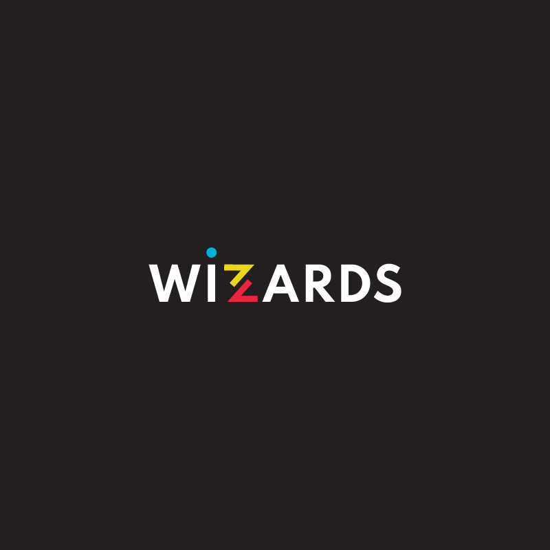 Tvorba loga - WIZARDS