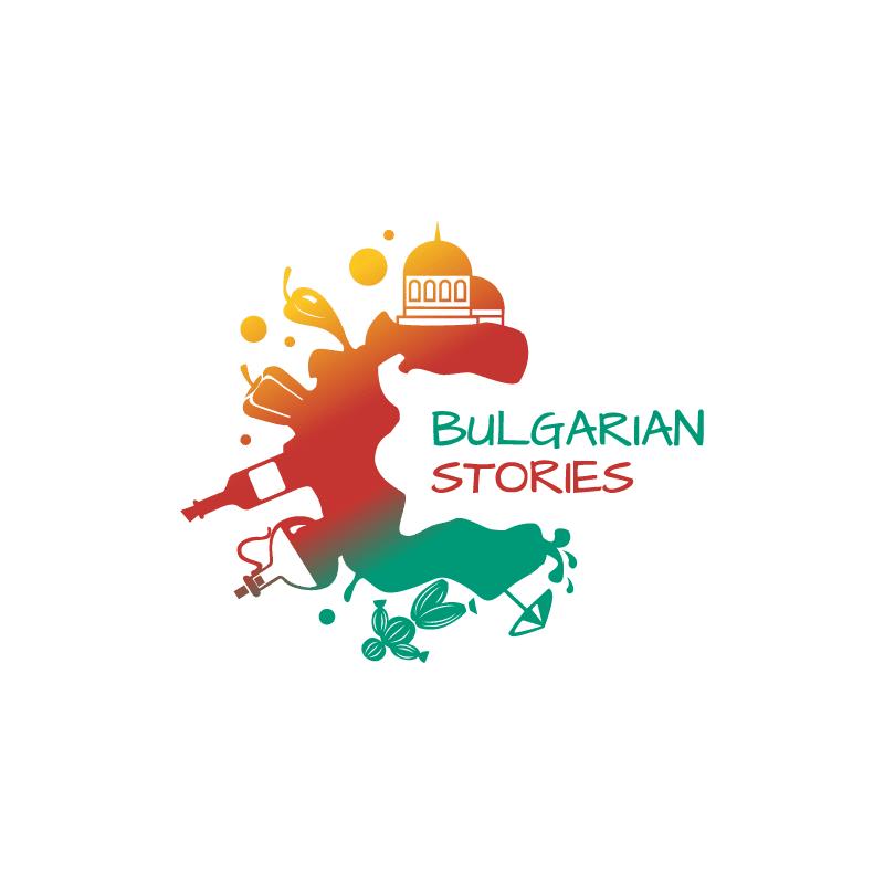 Tvorba loga pre firmu Bulgarian Stories