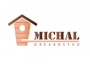 Logo drevo výroba Michal.