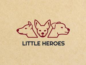 little-hereoes-tvorba-loga