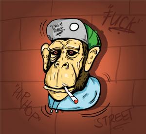 moneky-kreslenie pozadia 2