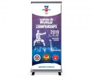 roll-up majstrovstvá sveta v karate slovensko 2019